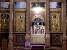 Catholicon and Iconostasis