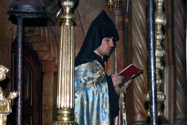 Armenian Priest