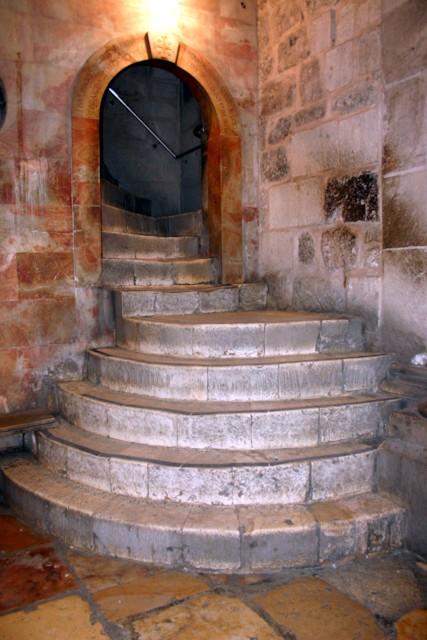 Steps to Calvary