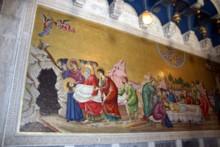 Mosaic Burial