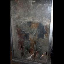 Crusader Fresco Detail