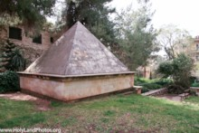 Pyramid-shaped Roof