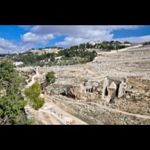 Tombs of the Kidron 1