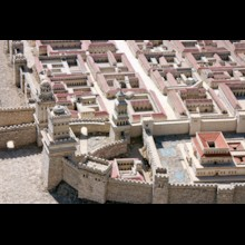 Herod's Palace and Towers 1