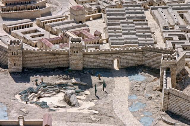 Calvary & Second Wall