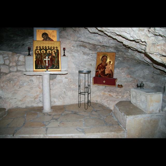 Gethsemane Grotto Altar