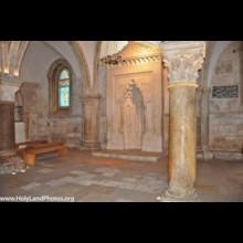 Upper Room Mihrab