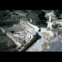 Area Before Excavation