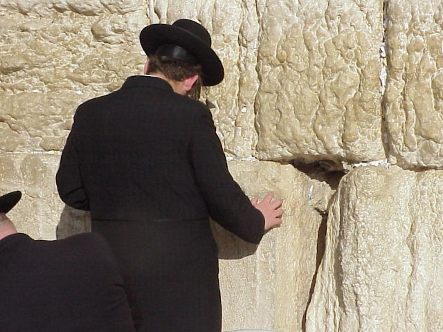 Orthodox Jew Praying (1)
