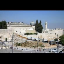 Western Wall, al-Aqsa Mosque, Women