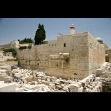 Southwest Corner of Temple Mount 1