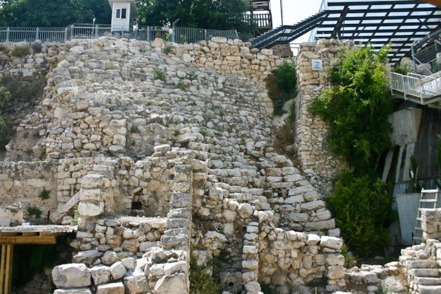 Step Stone Structure