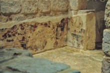 Frescoed Wall