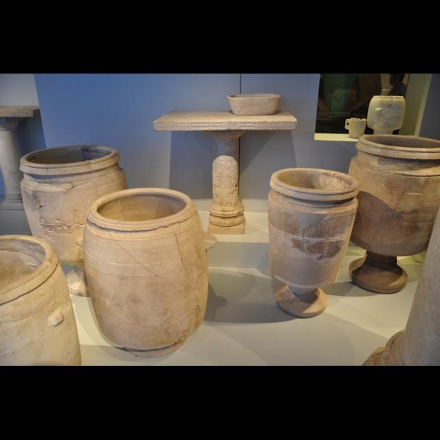 Large Stone Vessels