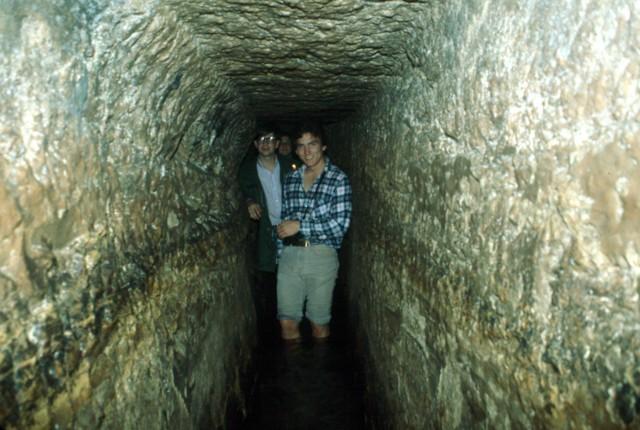 Hezekiah's Tunnel (1)