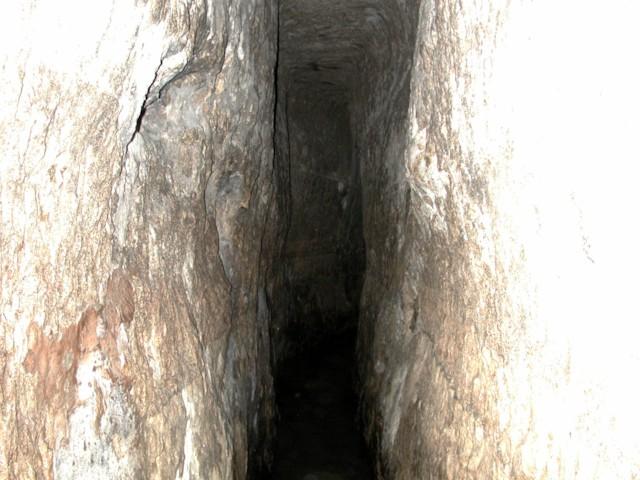 Hezekiah's Tunnel (3)