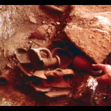 Ketef Hinnom Tomb 25 Repository 2