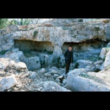 Hinnom Valley Tomb 1