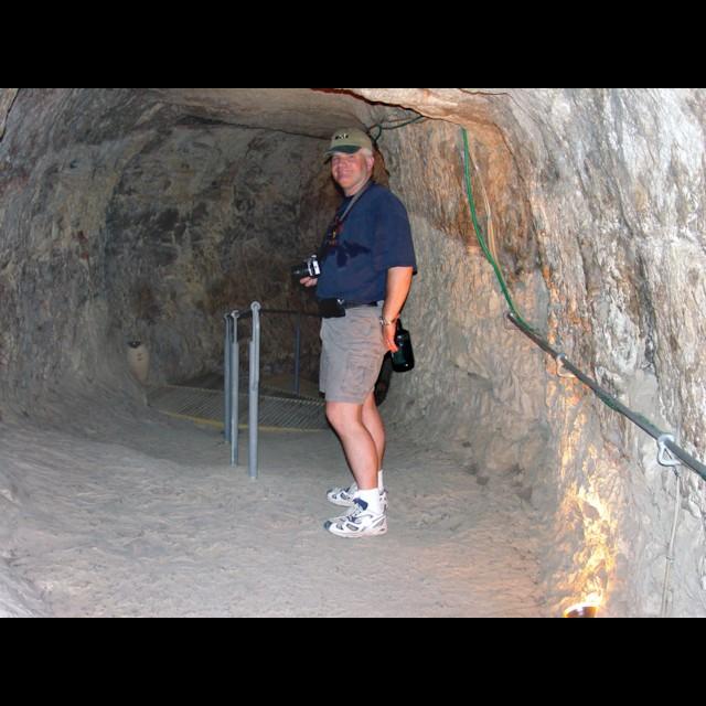 Diagonal Tunnel 4