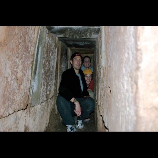 Tunnels at Delphi