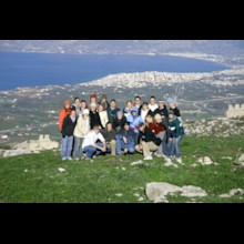 Acrocorinth Overlook