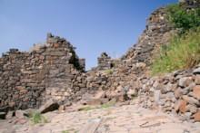 Gamala Breach in Wall