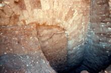 Middle Bronze City Gate (Entrance Detail)