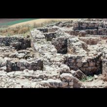 Hazor Casemate Wall