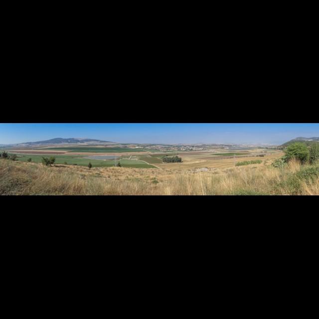 Panorama to Northeast