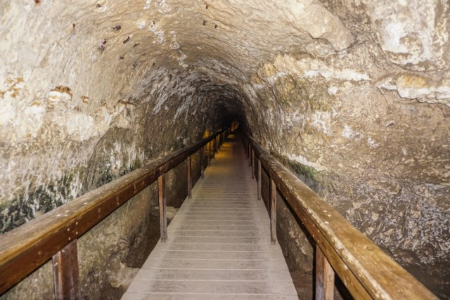 Water System Horizontal Tunnel