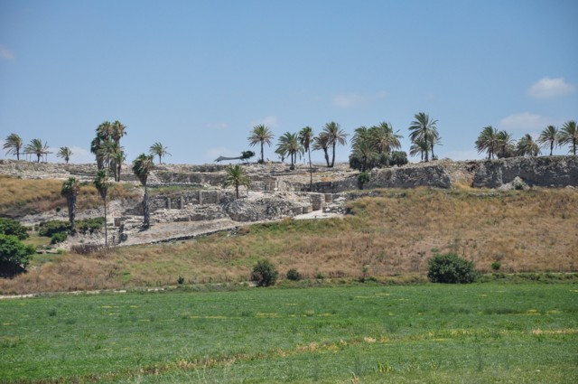 Megiddo The Mound