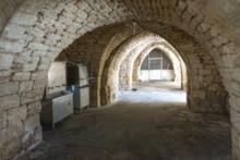 Arches of Original Building