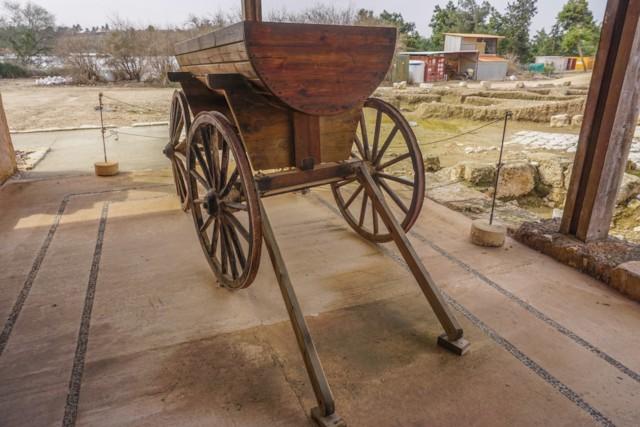 Roman Cart Front