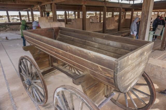 Roman Cart Interior