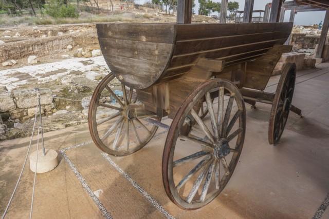 Roman Cart Rear