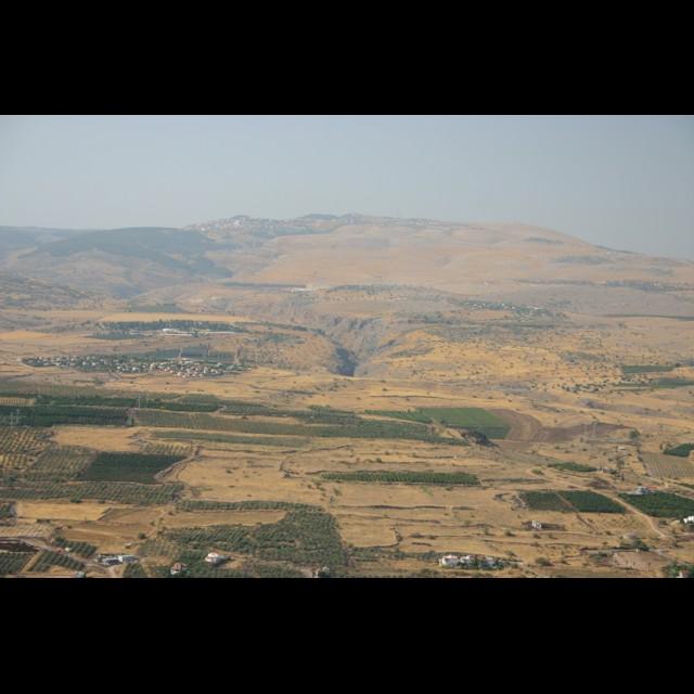 Nahal Amud & Safed