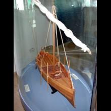 Model of Boat (1)