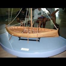 Model of Boat (2)