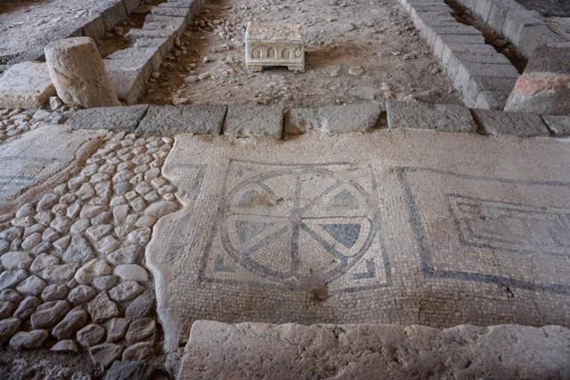 Synagogue Mosaic 2