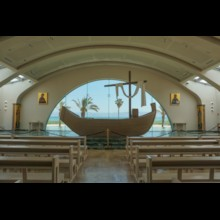 Boat Altar