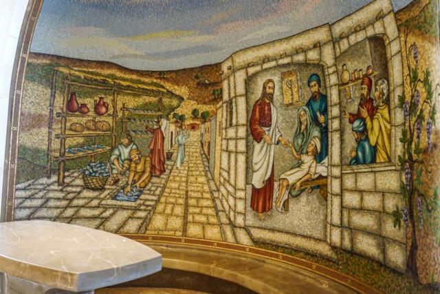 Talitha koum Chapel