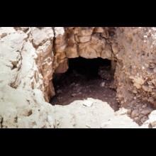 Cistern Unexcavated