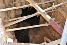 Cistern Under Excavation
