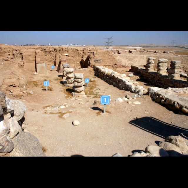 Israelite House