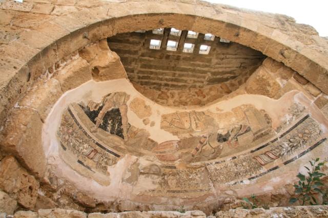 Roman Dome Mosaic