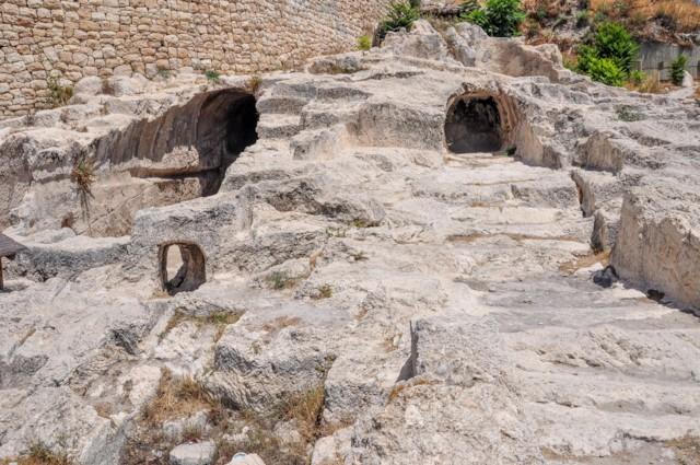 Tombs of the Kings of Judah?