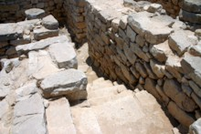 Roman Fort Staircase