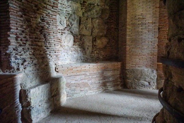 Tomb of Cicero Interior