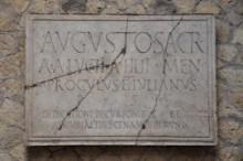 SA Inscription