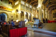 Interior of Reggio Calabria Cathedral 2